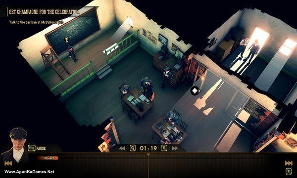 Peaky Blinders: Mastermind Screenshot 2, Full Version, PC Game, Download Free