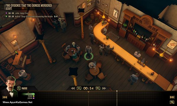 Peaky Blinders: Mastermind Screenshot 3, Full Version, PC Game, Download Free