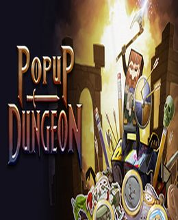 Popup Dungeon Cover, Poster, Full Version, PC Game, Download Free