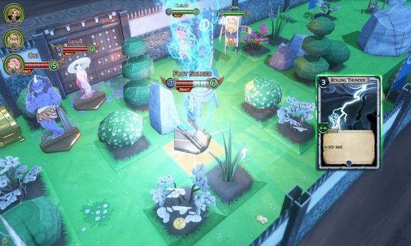 Popup Dungeon Screenshot 1, Full Version, PC Game, Download Free