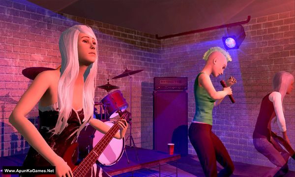 Rising Star 2 Screenshot 2, Full Version, PC Game, Download Free