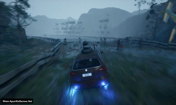 Road Z : The Last Drive Screenshot 2, Full Version, PC Game, Download Free