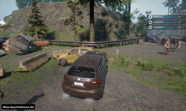 Road Z : The Last Drive Screenshot 3, Full Version, PC Game, Download Free