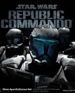 Star Wars: Republic Commando Cover, Poster, Full Version, PC Game, Download Free