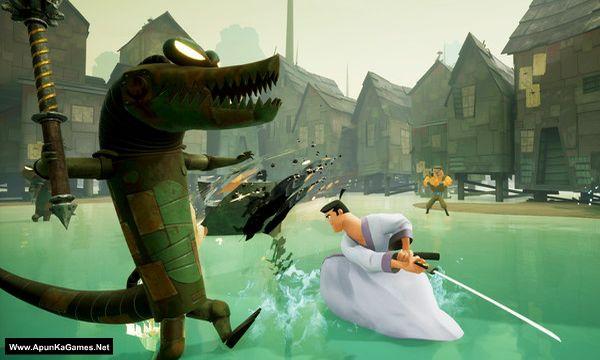 Samurai Jack Battle Through Time Screenshot 2, Full Version, PC Game, Download Free