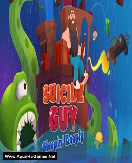 Suicide Guy Sleepin Deeply Cover, Poster, Full Version, PC Game, Download Free