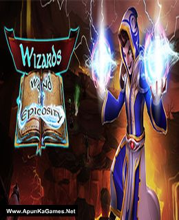 Wizards: Wand of Epicosity Cover, Poster, Full Version, PC Game, Download Free