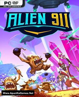 Alien 911 Cover, Poster, Full Version, PC Game, Download Free