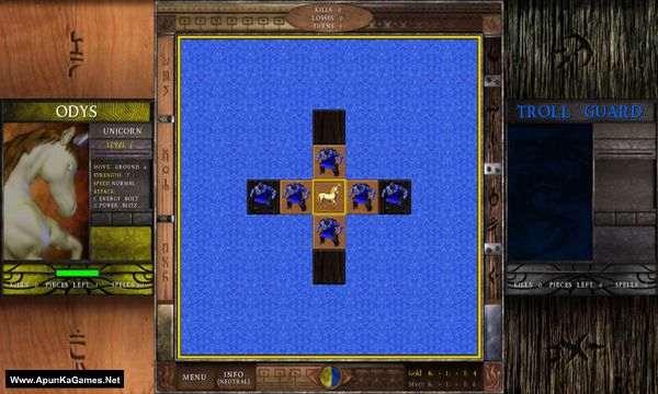 Archon Classic Screenshot 1, Full Version, PC Game, Download Free