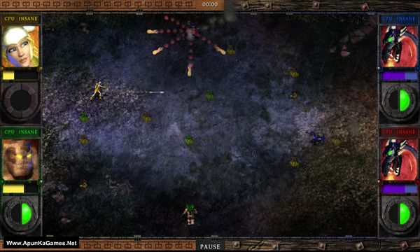Archon Classic Screenshot 2, Full Version, PC Game, Download Free