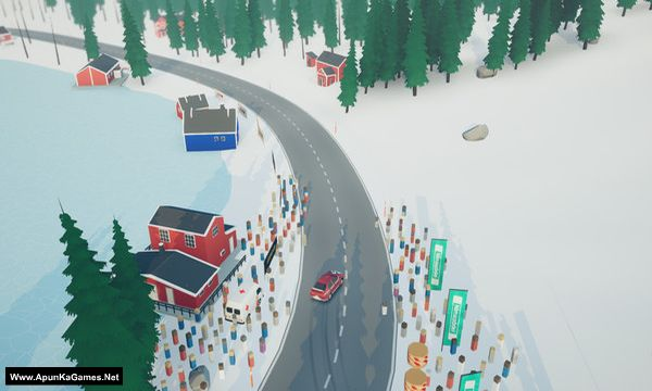Art of Rally Screenshot 2, Full Version, PC Game, Download Free
