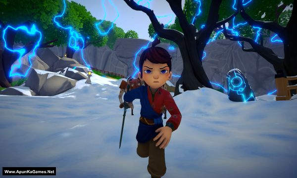 Ary and the Secret of Seasons Screenshot 2, Full Version, PC Game, Download Free