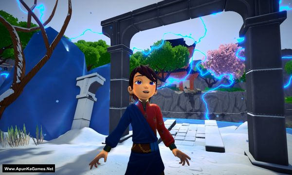 Ary and the Secret of Seasons Screenshot 3, Full Version, PC Game, Download Free