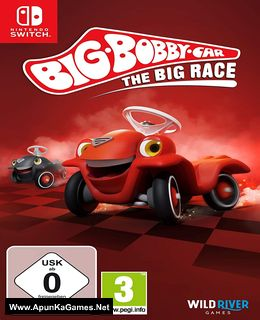 BIG-Bobby-Car: The Big Race Cover, Poster, Full Version, PC Game, Download Free