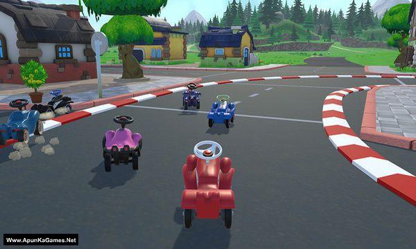 BIG-Bobby-Car: The Big Race Screenshot 1, Full Version, PC Game, Download Free