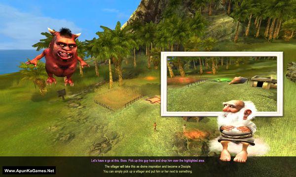 Black & White 2 Screenshot 1, Full Version, PC Game, Download Free