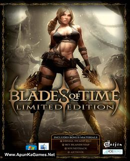 Blades of Time Limited Edition Cover, Poster, Full Version, PC Game, Download Free