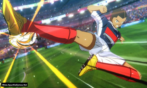 Captain Tsubasa: Rise of New Champions Screenshot 2, Full Version, PC Game, Download Free