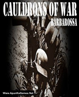 Cauldrons of War: Barbarossa Cover, Poster, Full Version, PC Game, Download Free