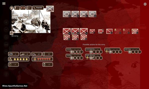 Cauldrons of War: Barbarossa Screenshot 2, Full Version, PC Game, Download Free