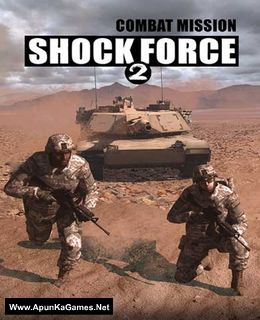 Combat Mission Shock Force 2 Cover, Poster, Full Version, PC Game, Download Free