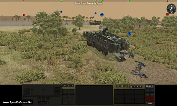 Combat Mission Shock Force 2 Screenshot 2, Full Version, PC Game, Download Free