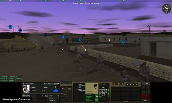 Combat Mission Shock Force 2 Screenshot 3, Full Version, PC Game, Download Free