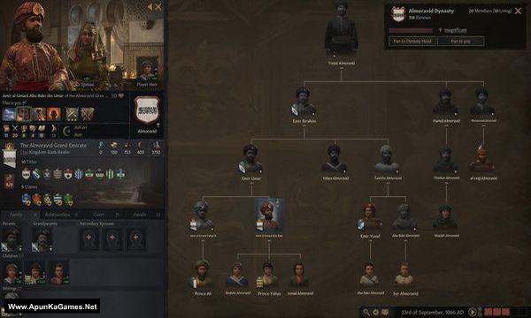 Crusader Kings III Screenshot 1, Full Version, PC Game, Download Free