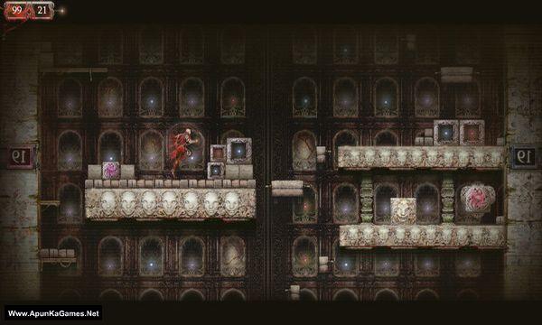 Cube Gothic Screenshot 2, Full Version, PC Game, Download Free