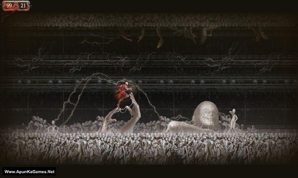 Cube Gothic Screenshot 3, Full Version, PC Game, Download Free
