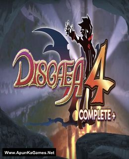 Disgaea 4 Complete + Cover, Poster, Full Version, PC Game, Download Free