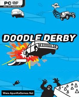 Doodle Derby Cover, Poster, Full Version, PC Game, Download Free