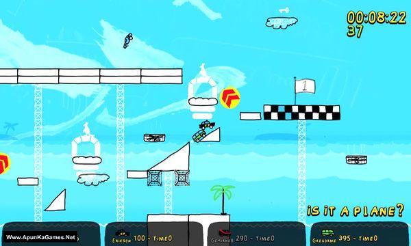 Doodle Derby Screenshot 1, Full Version, PC Game, Download Free