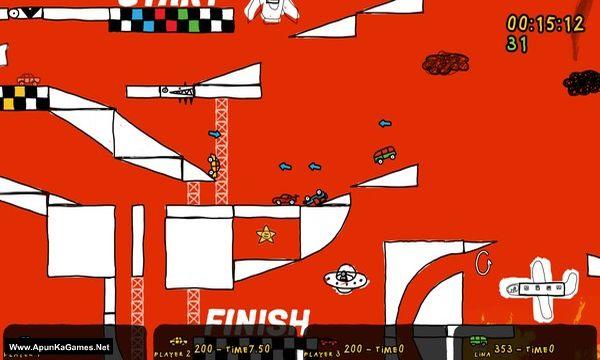 Doodle Derby Screenshot 2, Full Version, PC Game, Download Free