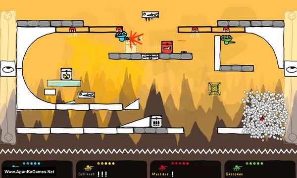 Doodle Derby Screenshot 3, Full Version, PC Game, Download Free