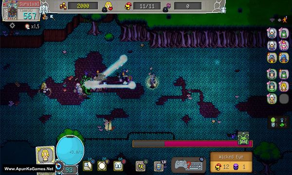Fantasy of Expedition Screenshot 2, Full Version, PC Game, Download Free