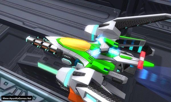 Ginga Force Screenshot 1, Full Version, PC Game, Download Free