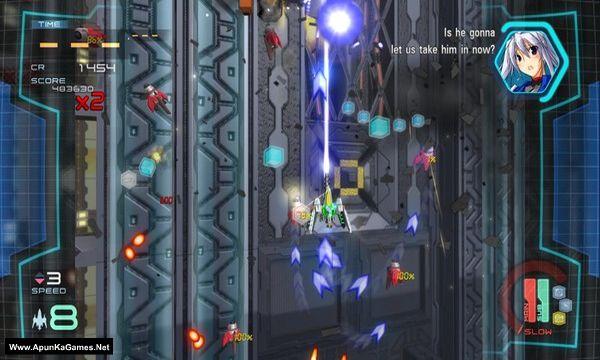 Ginga Force Screenshot 2, Full Version, PC Game, Download Free