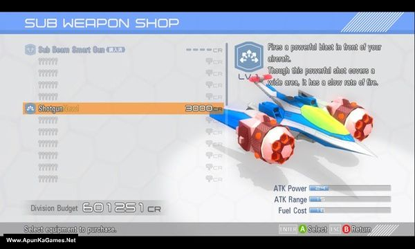 Ginga Force Screenshot 3, Full Version, PC Game, Download Free