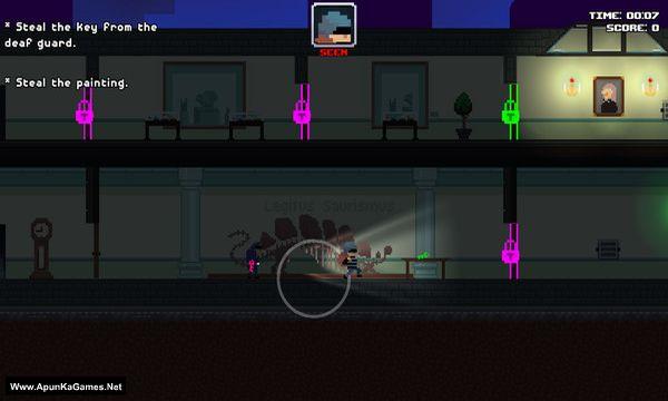 Haste Heist Screenshot 1, Full Version, PC Game, Download Free