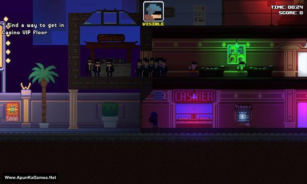 Haste Heist Screenshot 2, Full Version, PC Game, Download Free
