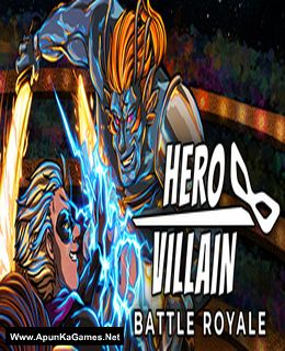 Hero or Villain: Battle Royale Cover, Poster, Full Version, PC Game, Download Free