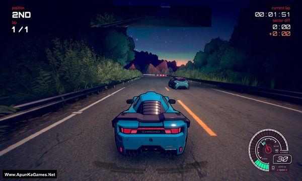 Inertial Drift Screenshot 1, Full Version, PC Game, Download Free