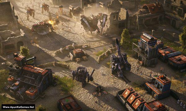 Iron Harvest Screenshot 1, Full Version, PC Game, Download Free