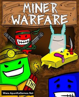 Miner Warfare Cover, Poster, Full Version, PC Game, Download Free
