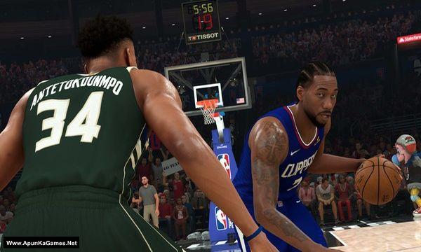 NBA 2K21 Screenshot 1, Full Version, PC Game, Download Free