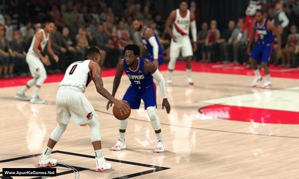 NBA 2K21 Screenshot 3, Full Version, PC Game, Download Free