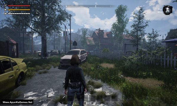 Night of the Dead Screenshot 1, Full Version, PC Game, Download Free