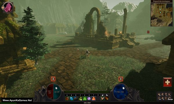 Ortharion Project Screenshot 1, Full Version, PC Game, Download Free