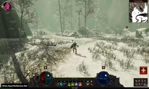 Ortharion Project Screenshot 3, Full Version, PC Game, Download Free